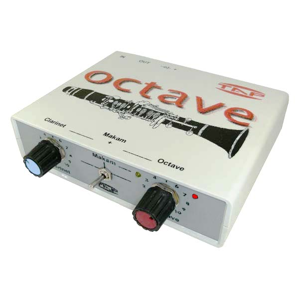 octave f